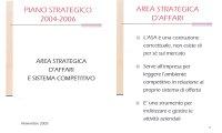 (1207) - 5.3. Piano strategico 2004-2006 - Corso di formazione per i soci, novembre 2003